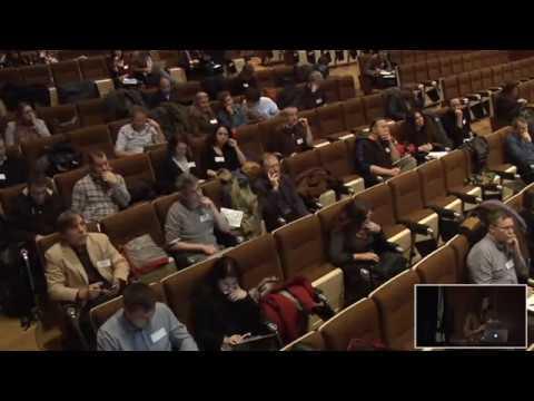 Elena González Blanco - LINHD presentation at Linked Pasts Symposium