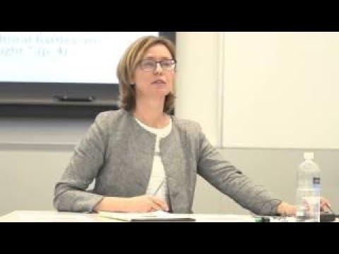 "Presentation by Professor Amy Stambach: ""Adults Brokers: Children?"""