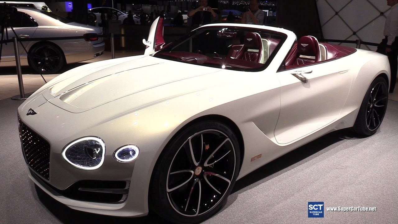 2018 bentley images. exellent bentley 2018 bentley exp12 speed 6e reveal  exterior interior walkaround 2017  geneva motor show in bentley images