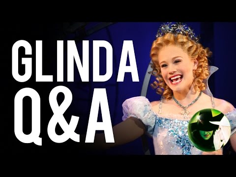 Carrie St. Louis - Facebook LIVE Q&A / Announcing NEW Glinda | WICKED The Musical
