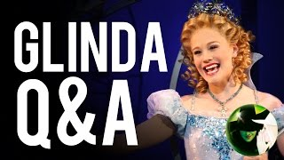 Carrie St. Louis - Facebook LIVE Q / Announcing NEW Glinda | WICKED The Musical