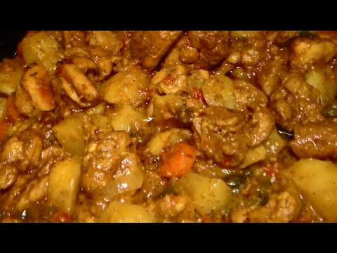 The Best Jamaican Style Curry Chicken Recipe: How To Make Jamaican Style Curry Chicken