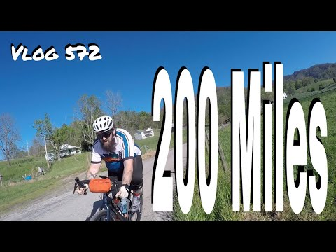 Race At Your Pace - 200 Miles!!