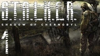 Stalker Shadow Of Chernobyl Gameplay - Episode 1 - Welcome To Chernobyl