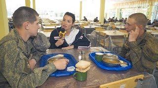 Ида Галич в армии | Закулисье СТС