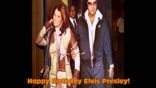 Happy Birthday Elvis Presley You