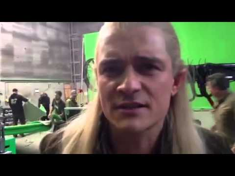 Fun with Legolas - YouTube