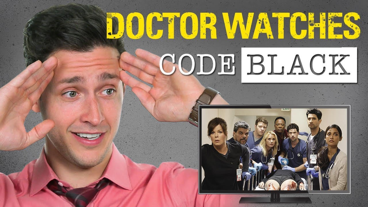 Download Real Doctor Reacts to CODE BLACK   Medical Drama Review   Doctor Mike
