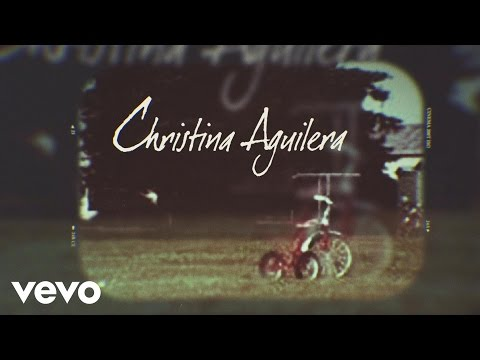 Christina Aguilera - Change (Lyric Video)