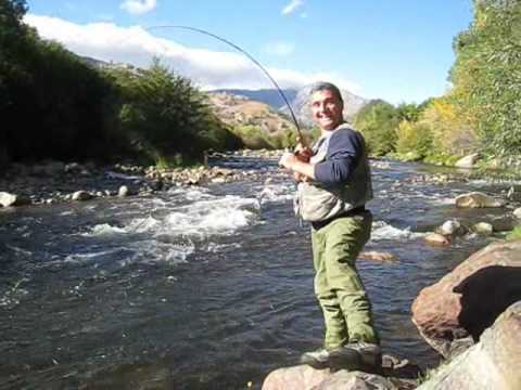 Kayfuem fishing kern river w amo george youtube for Kern river fishing report