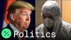 White House vs. CDC? Trump to Address Nation on Coronavirus as Virus Spreads