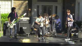 FTC Band Sign and Performs live at Pistahan SA CBS Studios Center in Studio City, CA.