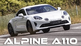 Alpine A110 First Ride: Why It Might Beat The Cayman At Its Own Game