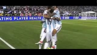 Argentina Vs Chile 2 1 Complete Match Goals & Highlights 07 06 2016 HD 1