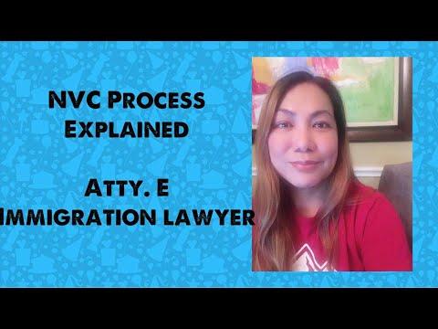 National Visa Center Process