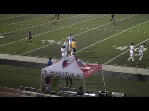 Dallas City FC Goals Vs. Houston Regals