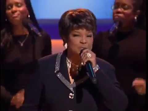 Never   Pastor Shirley Caesar, BET Celebration Of Gospel 2008