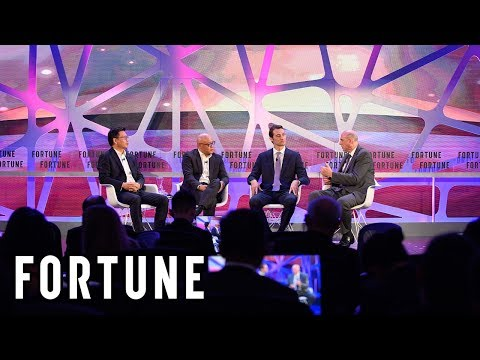 Global Tech Forum 2018: Is Globalization Dead? I Fortune - YouTube