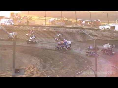 5.13.17 | POWRi Micro Sprints Heats | Macon Speedway