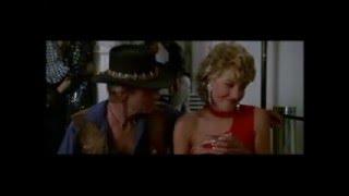 Вечеринка в Нью Йорке -  Данди по кличке Крокодил
