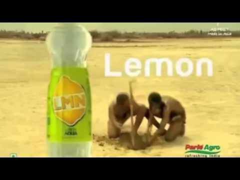 (Lemon Juice Commercial Very Funny Africa) quảng cáo nước chanh bá đạo!