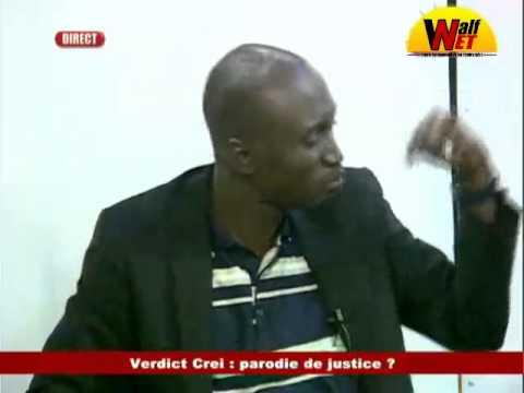 VERDICT KARIM WADE: Débat chaud entre Sidy Lamine NIASS, Me Elhadji DIOUF, Pape NDIAYE et Lamine BA