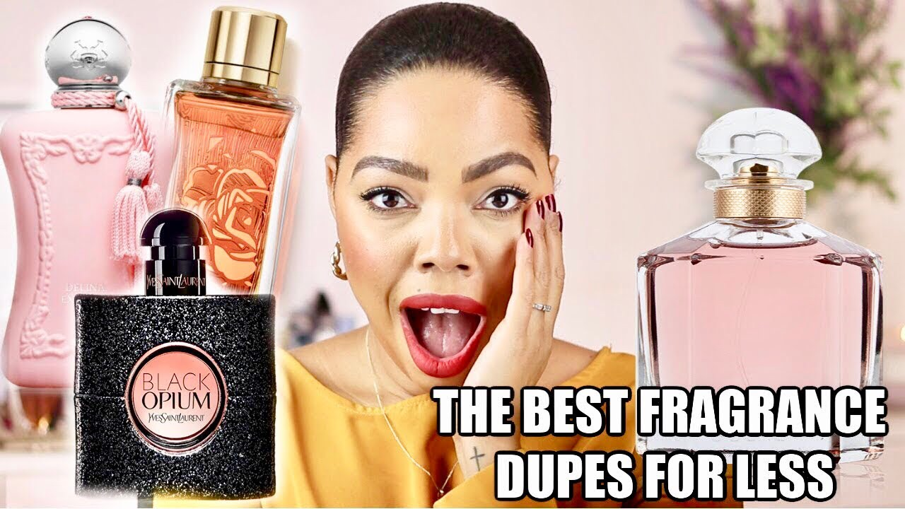 TOP DUPES FOR BACCARAT ROUGE 20 20   Karina Waldron   YouTube