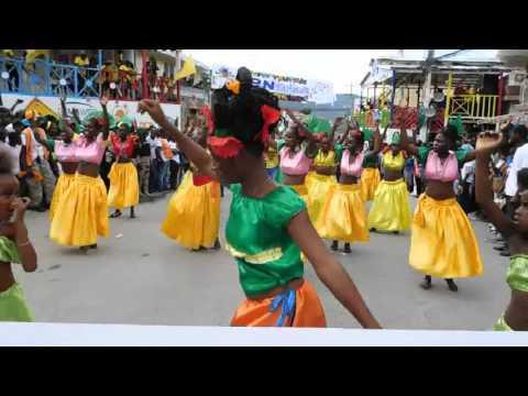 Jacmel Defile Kanaval 2016 Dimanche 31 Janvier