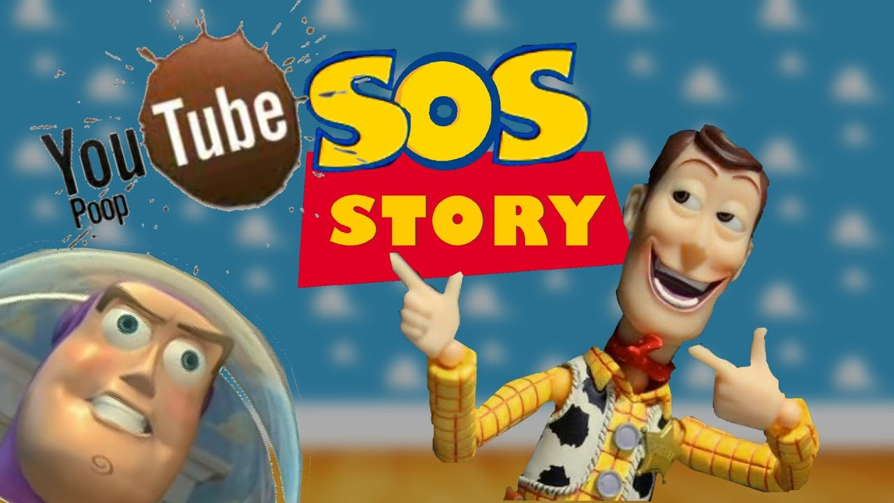 Toy Story Stool : Ytp sos story youtube