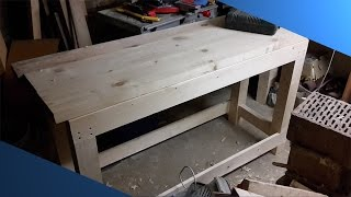 Workbench build - Legs Finalisation - Part 3