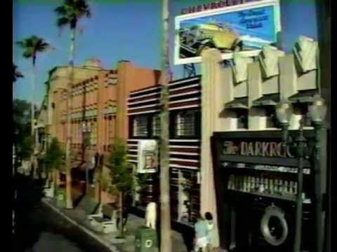 The Making of the DisneyMGM Studios Theme Park 1989