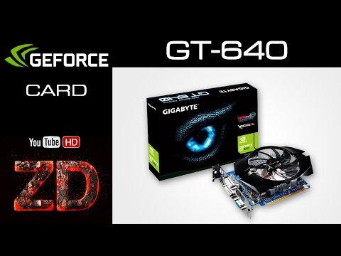 Новинки от GeForce GTX 640 и GTX 660 Ті