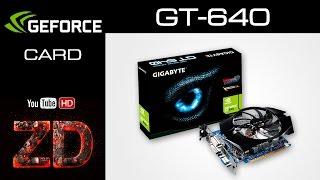 Розпакування відеокарти GIGABYTE Geforce GT640