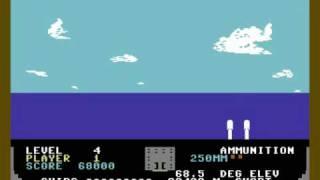 C64 Longplay - Beach Head (HQ)
