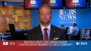Gay GOP leader backs Trump in face of