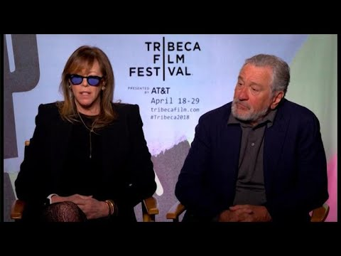 Jane Rosenthal and Robert De Niro preview the 2018 Tribeca Film Festival