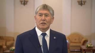 Это был бы хороший выбор для страны, - А.Атамбаев о кандидате в президенты от СДПК