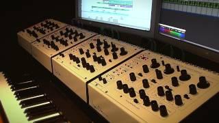 Oberheim SEM Four Voice Custom Setup