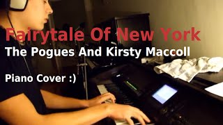 Fairytale Of New York Piano Cover