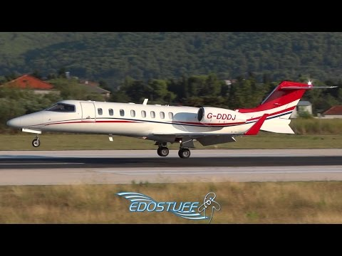 The Beauty of General Aviation at Split Airport - Half Hour