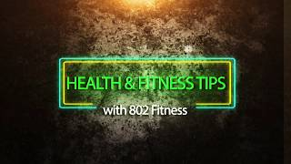 LIVE ON THE 802 - Fitness Tip #1 with 802 Fitness & Therapy Vermont