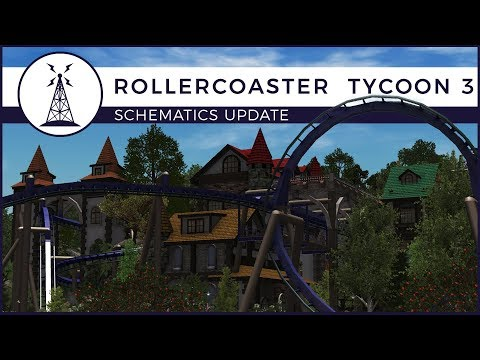 Rollercoaster Tycoon 3 - RCT3 pulled from Steam : tycoon