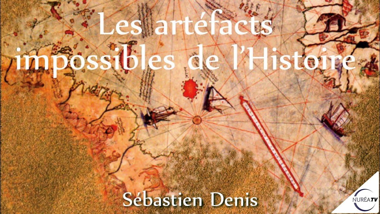 « Les artéfacts impossibles de l'Histoire » avec Sébastien Denis - NURÉA TV