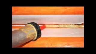 Заделка швов(Заделка швов герметиком между венцами (брусом) в деревянном доме., 2013-01-12T13:14:02.000Z)