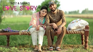 Love Story | How We Met | TaZzZ & Saima