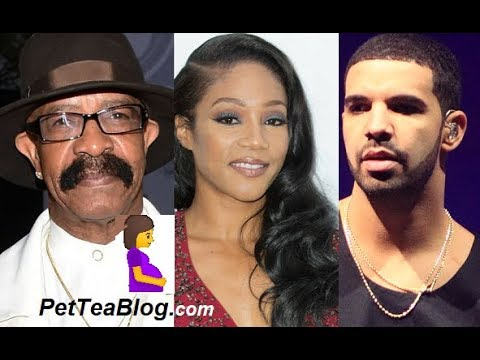 Tiffany Haddish Reveals Drake's Dad tried to Impregnate her 🤰🏾😮