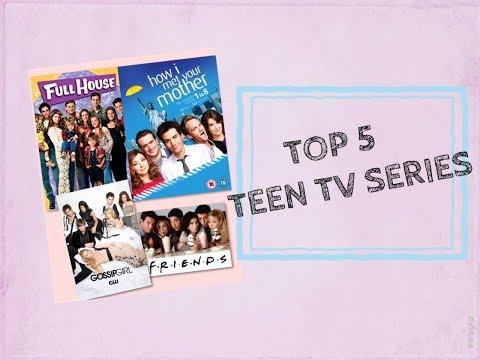 TOP 5 TEEN TV SERIES [EZMOVIES Version]