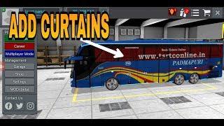 Music player (bus simulator Indonesia) - poorvi studio