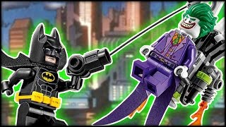 LEGO Batman Movie - Joker Balloon Escape Set Blitzwinger Video Review!