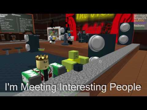 Online Social Hangout - ROBLOX